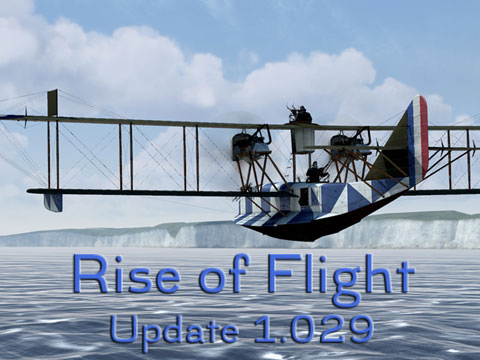 Rise of Flight Update 1.029