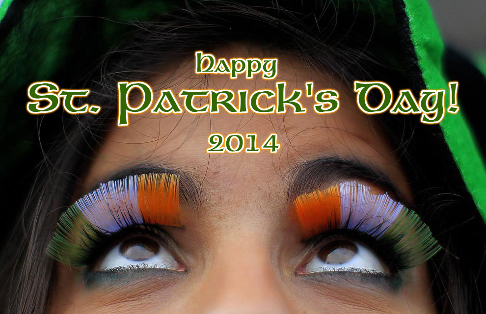Happy Paddy's Day!